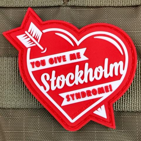 """STOCKHOLM SYNDROME"" MORALE PATCH - Tactical Outfitters"