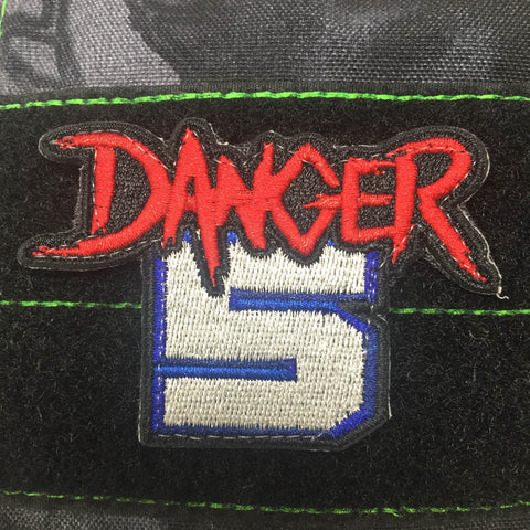 DANGER 5 V2 MORALE PATCH - Tactical Outfitters