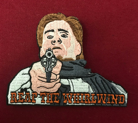 """BILLY"" REAP THE WHIRLWIND MORALE PATCH - Tactical Outfitters"