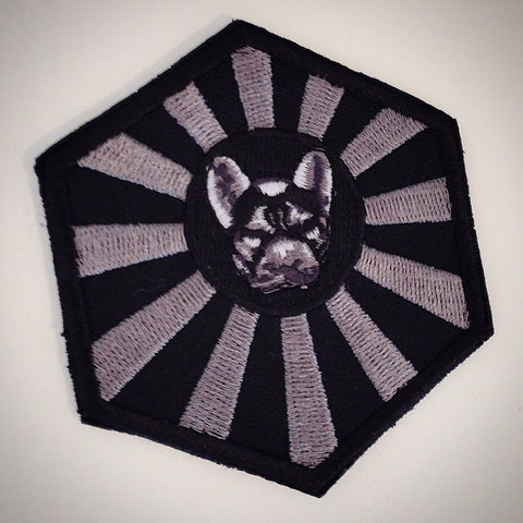 RISING SUN FRENCHIE MORALE PATCH - Tactical Outfitters