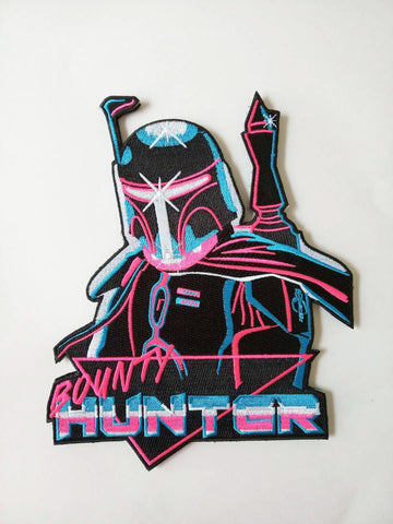 BOUNTY HUNTER MORALE PATCH - Tactical Outfitters