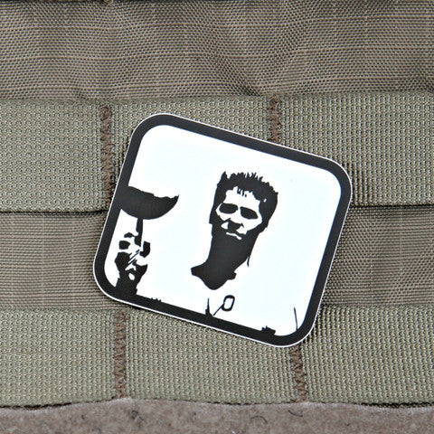 ICEMAN TOP GUN VOLLEYBALL STICKER - Tactical Outfitters