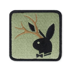 PDW Bushcraft Jackalope Morale Patch - Tactical Outfitters