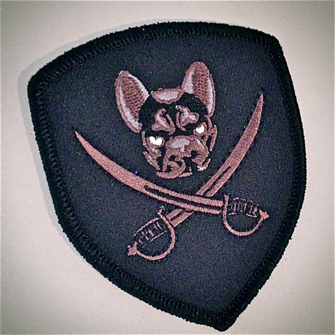 Jolly Roger Frenchie Morale Patch - Tactical Outfitters