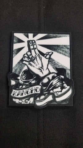 Kancho Morale Patch - Tactical Outfitters