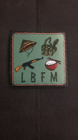 LBFM MORALE PATCH - Tactical Outfitters