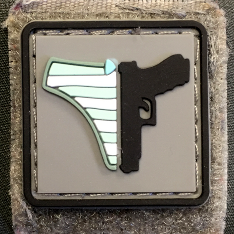 WGW LOGO CAT EYE MORALE PATCH - Tactical Outfitters