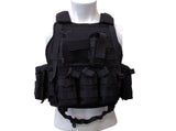 Tactical Outfitters Plate Carrier Package - Tactical Outfitters