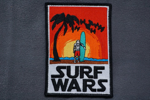 SURF WARS MORALE PATCH - Tactical Outfitters