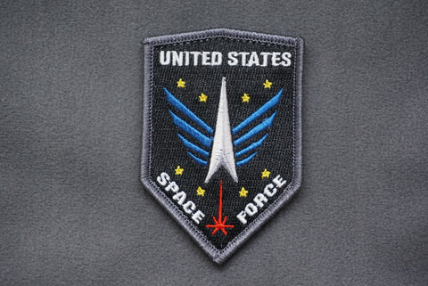 US SPACE FORCE EMBLEM MORALE PATCH - Tactical Outfitters