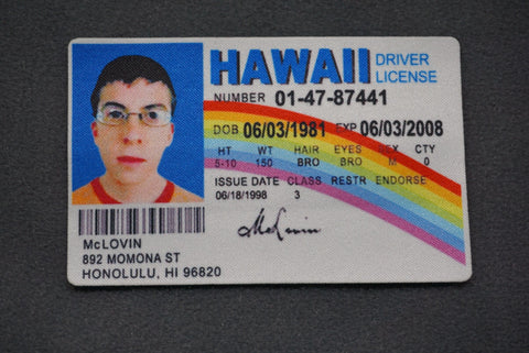 MCLOVIN MORALE PATCH - Tactical Outfitters