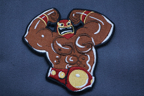 LUCHADOR MORALE PATCH - Tactical Outfitters