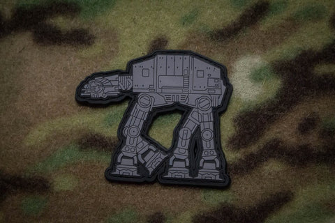AT-AT PVC MORALE PATCH - Tactical Outfitters