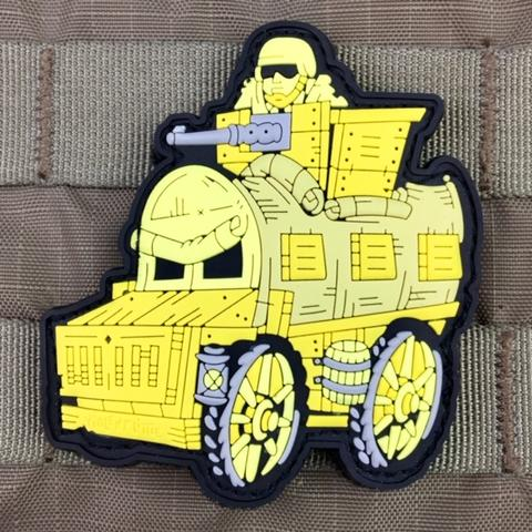MRAP WAGON MORALE PATCH - Tactical Outfitters