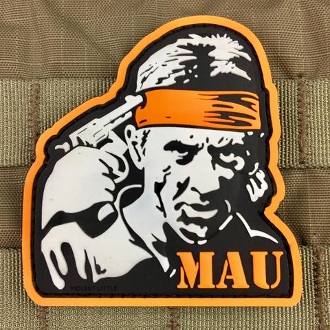 DEER HUNTER 'MAU' RUSSIAN ROULETTE MORALE PATCH - Tactical Outfitters