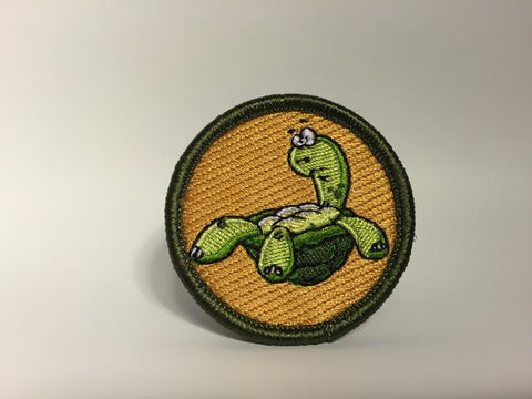 ROLLED ACHIEVEMENT MORALE PATCH - Tactical Outfitters