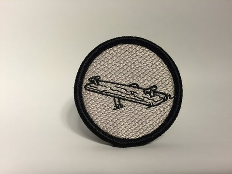 HIGH CENTERED ACHIEVEMENT MORALE PATCH - Tactical Outfitters