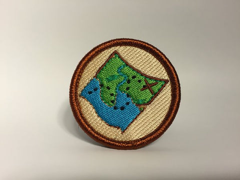 NAVIGATOR ACHIEVEMENT MORALE PATCH - Tactical Outfitters