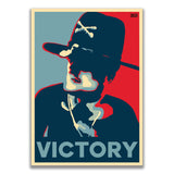 VICTORY STICKER - Tactical Outfitters