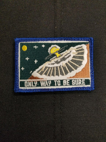 Only Way To Be Sure - Mojo Tactical Morale Patch - Tactical Outfitters