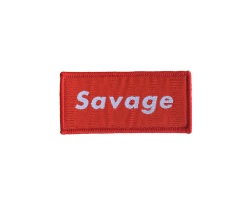 SAVAGE - MOJO TACTICAL MORALE PATCH - Tactical Outfitters