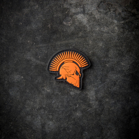 SPARTAN CAT EYE PVC MORALE PATCH - Tactical Outfitters