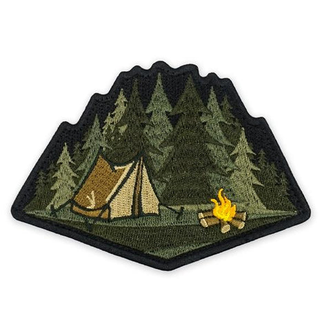 PDW Evening Camp Morale Patch