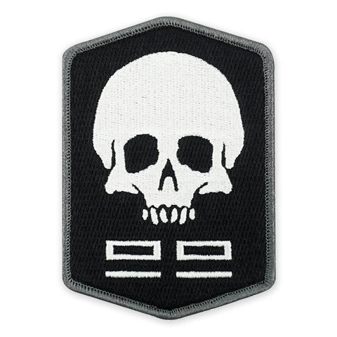 PDW Force 99 Skull V1 Morale Patch - Tactical Outfitters