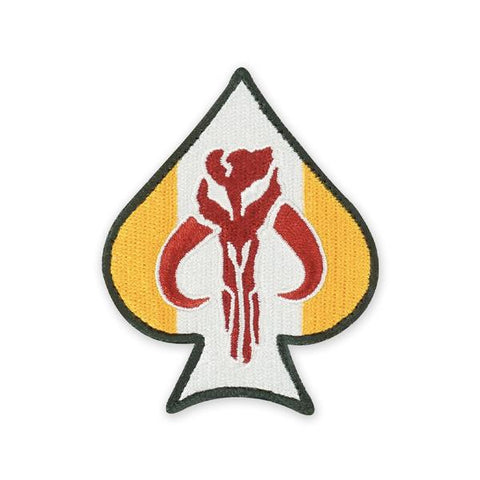 PDW Mythosaur Spade V3 Morale Patch - Tactical Outfitters