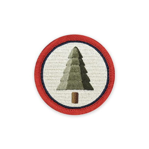 PDW Pine State Mini Morale Patch - Tactical Outfitters