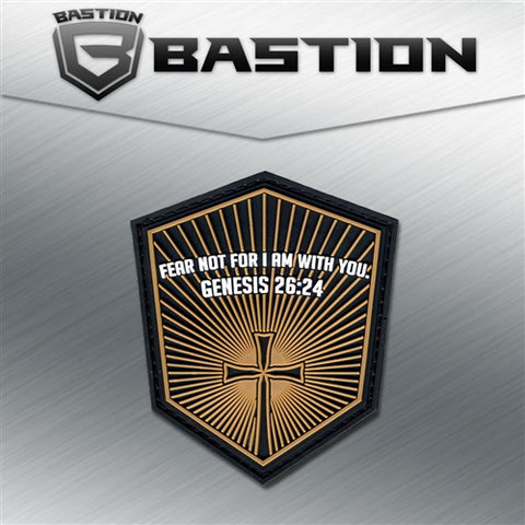 GENESIS 26:24 PVC MORALE PATCH - Tactical Outfitters