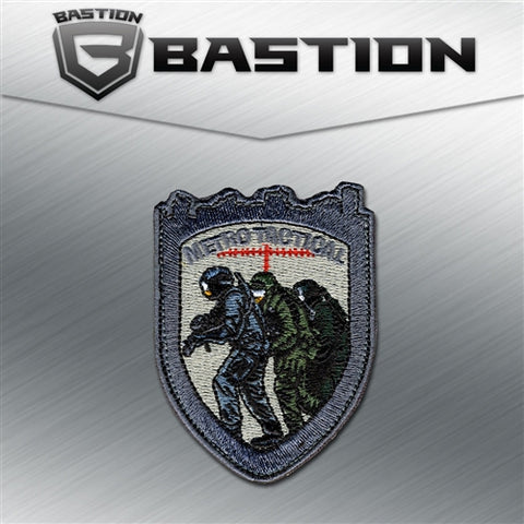 Metro Tactical Morale Patch - Tactical Outfitters