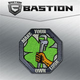 Make Your Own Luck Morale Patch - Tactical Outfitters