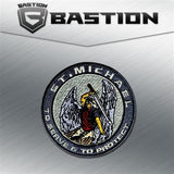 St. Michael Morale Patch - Tactical Outfitters