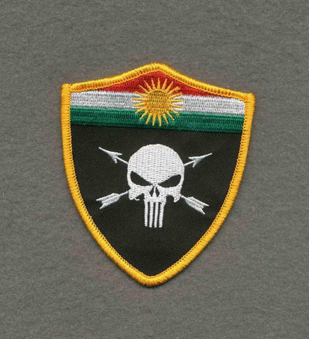 PESHMERGANOR CHARITY PATCH - Tactical Outfitters