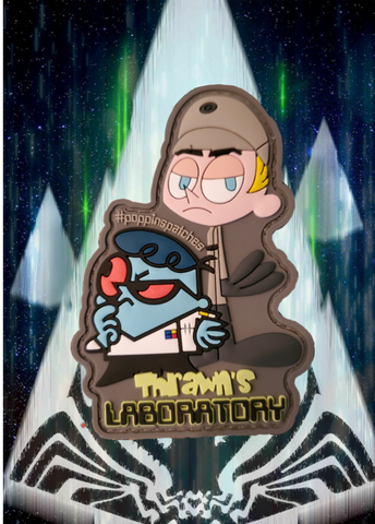 Thrawn's Laboratory PVC Morale Patch - Tactical Outfitters