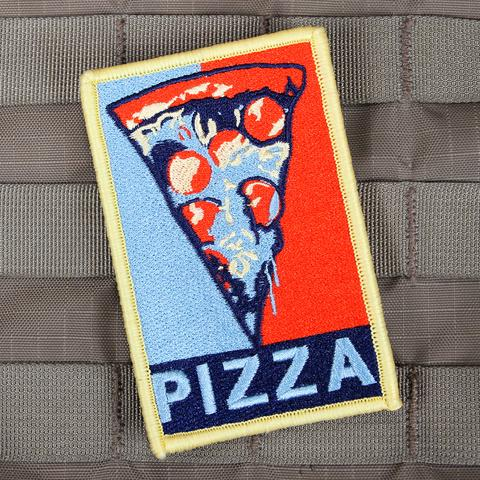 PIZZA MORALE PATCH - Tactical Outfitters
