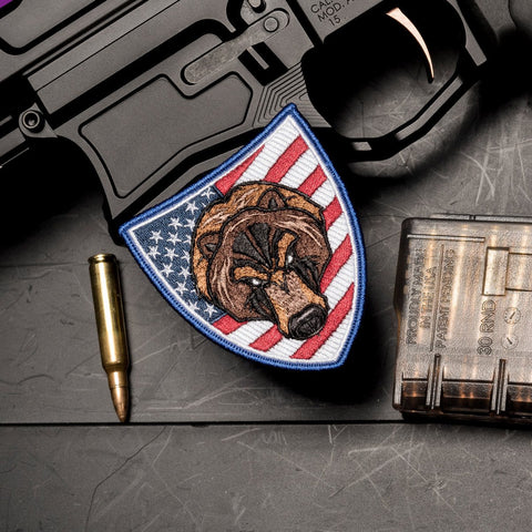 BEAR MODERN ARMS MORALE PATCH - Tactical Outfitters