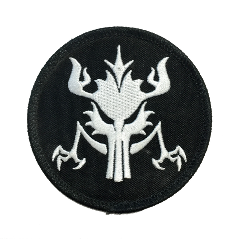 KLK SKULL MORALE PATCH - Tactical Outfitters