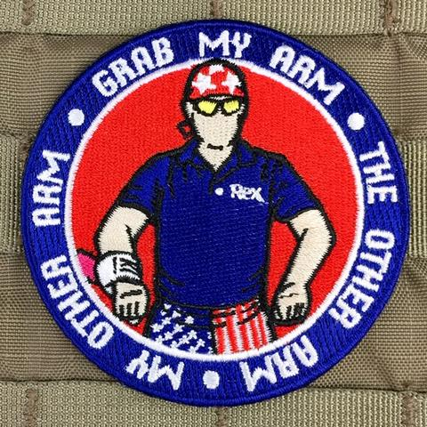 REX KWON DO MORALE PATCH - Tactical Outfitters