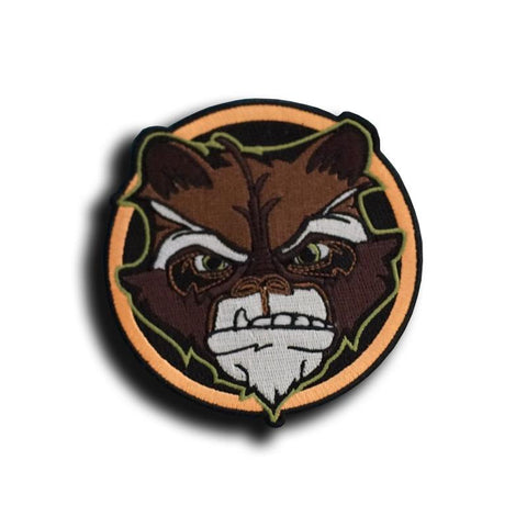 GRUMPY ROCKET MORALE PATCH - Tactical Outfitters