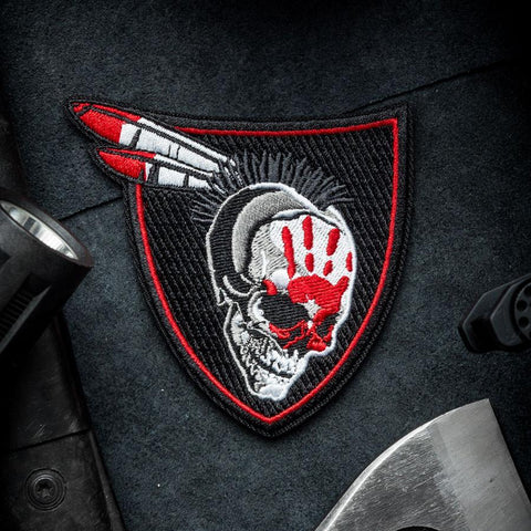 NATIVE WARRIOR MORALE PATCH - Tactical Outfitters