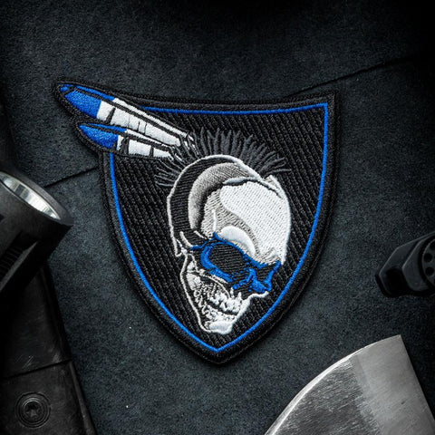 NATIVE WARRIOR - MODERN ARMS MORALE PATCH - Tactical Outfitters