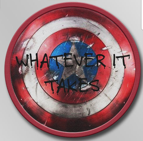 WHATEVER IT TAKES MORALE PATCH - Tactical Outfitters