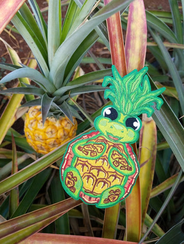 HONU PINEAPPLE MORALE PATCH - Tactical Outfitters