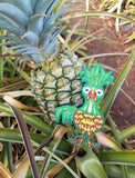 SWEET PINEAPPLE HULIHULI CHICKEN MORALE PATCH - Tactical Outfitters