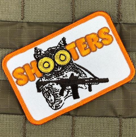 SHOOTERS MORALE PATCH - Tactical Outfitters