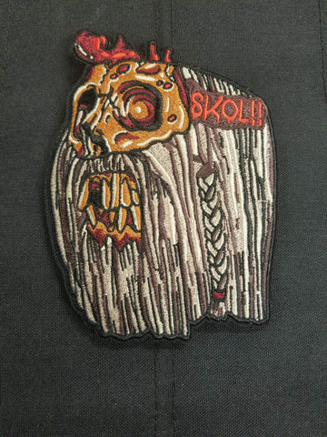 SKOL- Mojo Tactical Morale Patch - Tactical Outfitters