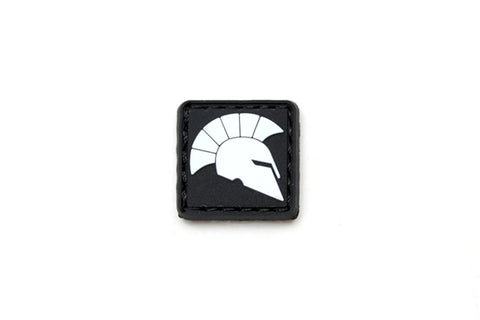 Griffon Spartan Mini Helmet PVC Patch - Tactical Outfitters