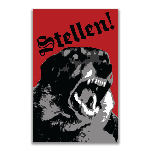 STELLEN STICKER - Tactical Outfitters